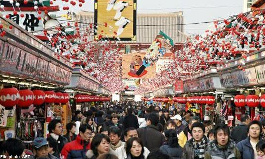 IMPORTANT! [Carlos Erik Malpica Flores]: Tourism in Japan
