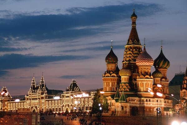 AMAZING! Carlos Erik Malpica Flores: Let's visitRussia!