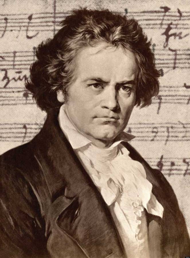 INTERESTING! Carlos Erik Malpica Flores: Awesome Musicians: Beethoven